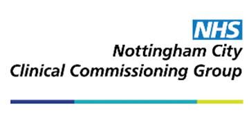 Nottingham City Clinical Commissioning Group logo