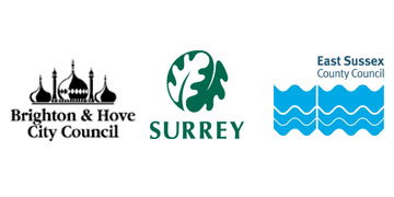 Sussex and East Surrey Sustainability and Transformation Partnership logo
