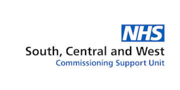 South, Central and West Commissioning Support Unit. logo