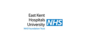 East Kent Hospitals University NHS Foundation Trust logo