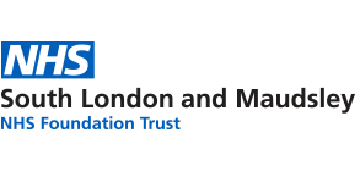 South London and Maudsely NHS Foundation Trust logo