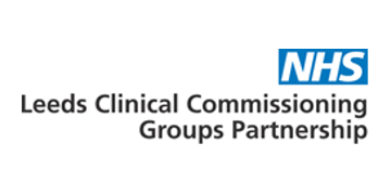 Leeds Clinical Commissioning Groups Partnerships logo