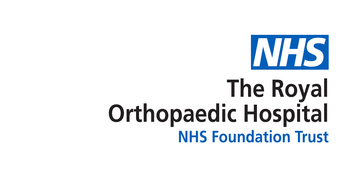 The Royal Orthopaedic Hospital NHS Foundation Trust logo