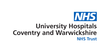 University Hospitals Coventry and Warwickshire NHS Trust logo