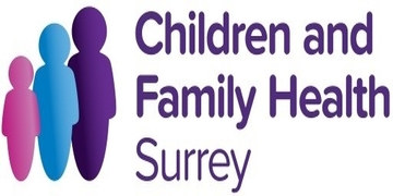 Children and Family Health Surrey logo