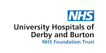 University Hospitals of Derby and Burton logo