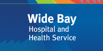 Wide Bay Hospital & Health Service logo