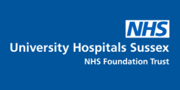 University Hospitals Sussex NHS FT logo