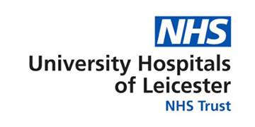 University Hospital of Leicester NHS Trust  logo