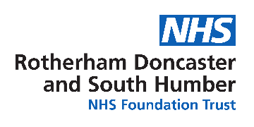 Rotherham, Doncaster and South Humber NHS Foundation Trust logo