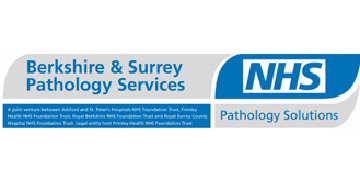 Berkshire and Surrey Pathology Services logo
