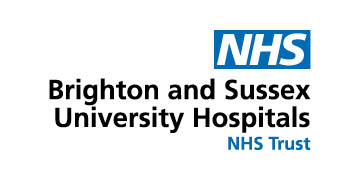 Brighton and Sussex University Hospital Trust logo
