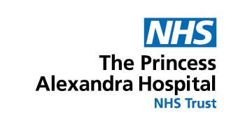 The Princess Alexandra Hospital NHS Trust logo